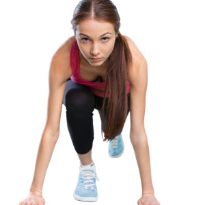 The one-leg plank or push up is a great way to work the core from butt to shoulders and back again