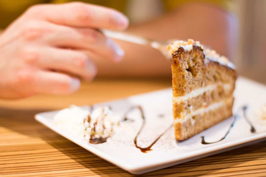 Wedding Vows Include Extra Calories2