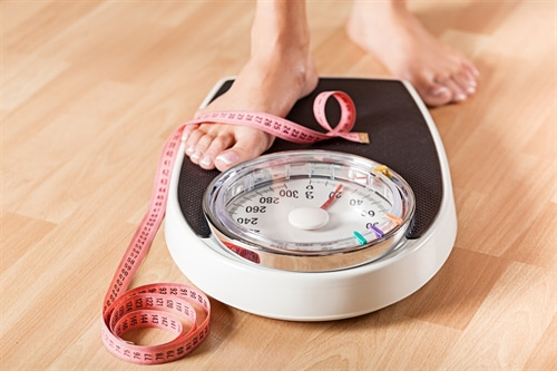 There is no perfect weight
