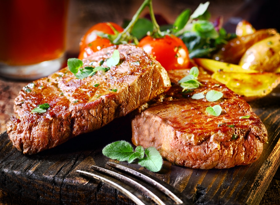 Protein Needs Ramp Up as You Slow Down