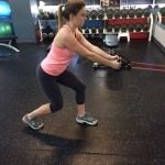 The Step-In Lunge & Row
