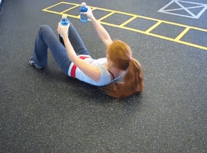 Exercise of the Week: Crunch with a Twist